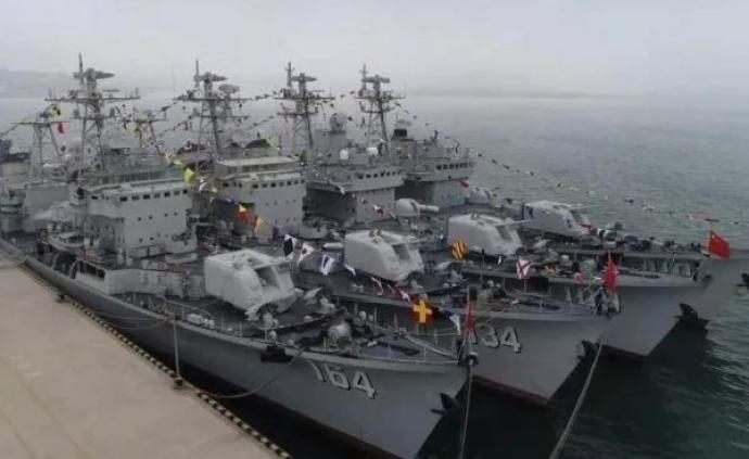 中國4艘驅逐艦同時退役?英媒:很不尋常