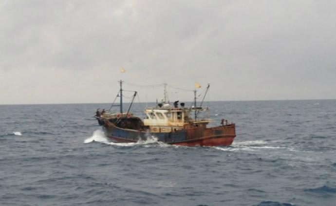 臺當局扣押大陸漁船70天,罰款75萬元后強制驅離