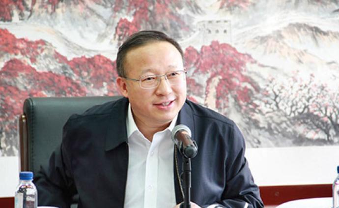 张韶春担任内蒙古自治区党委常委、秘书长