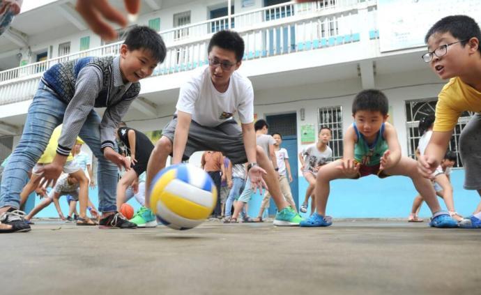 體育課到底應該怎么上?這6堂體育公開課作出了示范