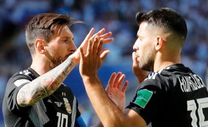 梅西、阿圭羅入選阿根廷隊美洲杯名單,伊瓜因落選
