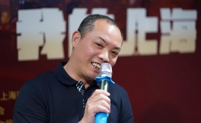 陕西北路网文讲坛:将上海的变迁与发展写入小说