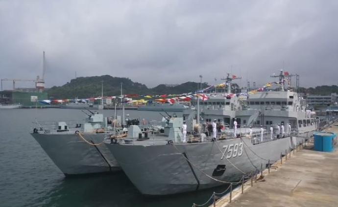 首批進駐香港的5艘艦艇退役