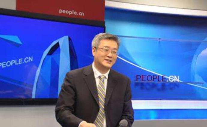 中國駐墨西哥大使祝青橋抵墨履新