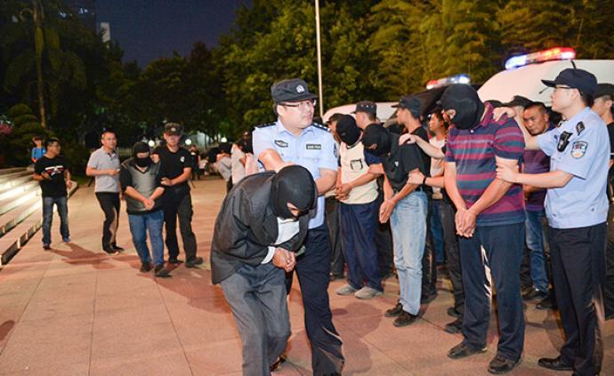"""重慶警方打掉一個惡勢力集團:持有槍支的村主任成""""村霸"""""""