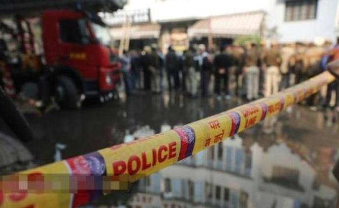 印度一家培訓機構發生火災,造成至少15名學生死亡