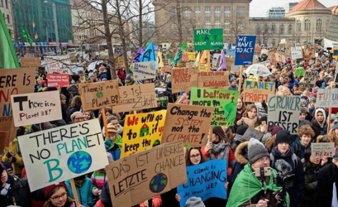 歐洲議會大選前的德國碳稅爭議
