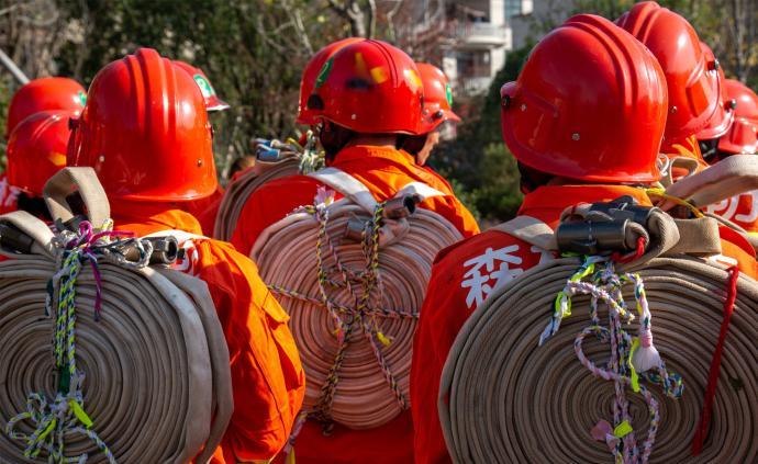 應急管理部:全國開建森林防火滅火數據庫