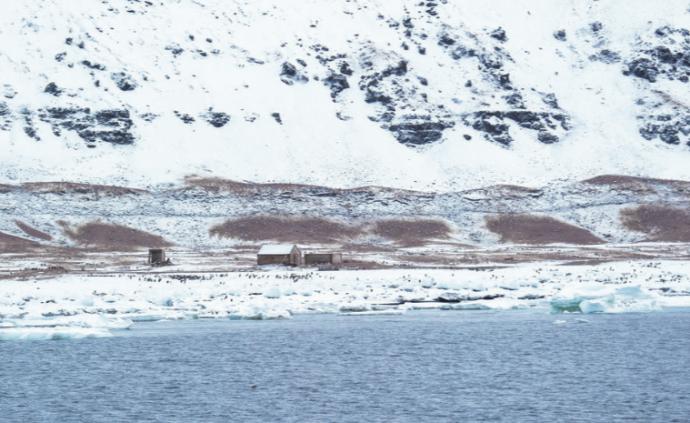 400年前,捕鯨人就在北極建立了捕鯨站