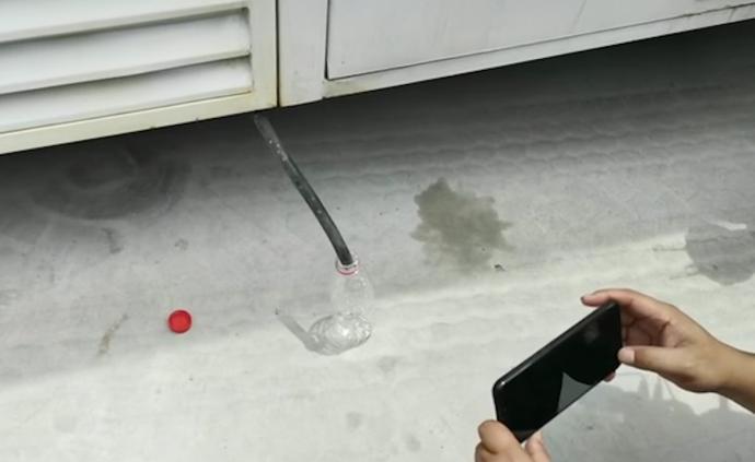 水解制氢汽车十分钟未排出水,技术员:或因管路问题