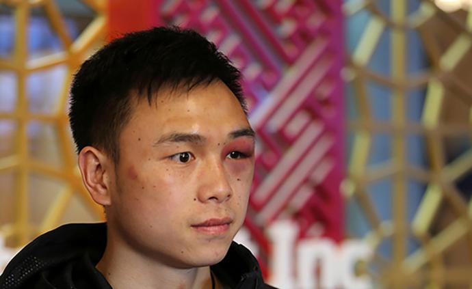 拒絕綜藝、迎戰日本前拳王,徐燦的國際拳王之路從不認慫開始