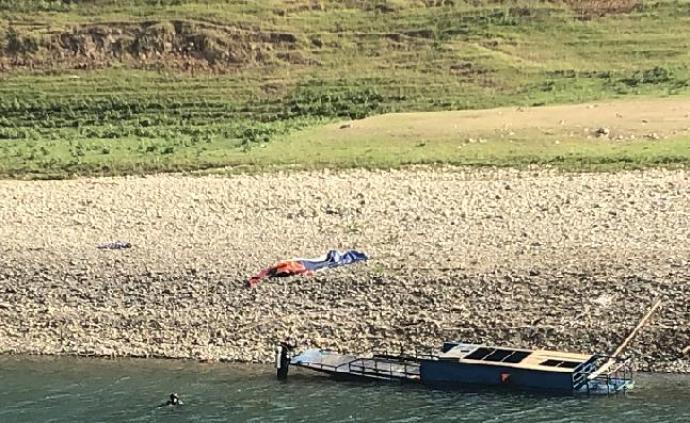 贵州北盘江翻船事故调查:严重超载与水位突涨