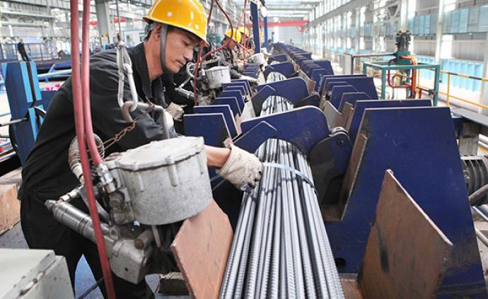 中國4月規模以上工業企業利潤同比下降3.7%
