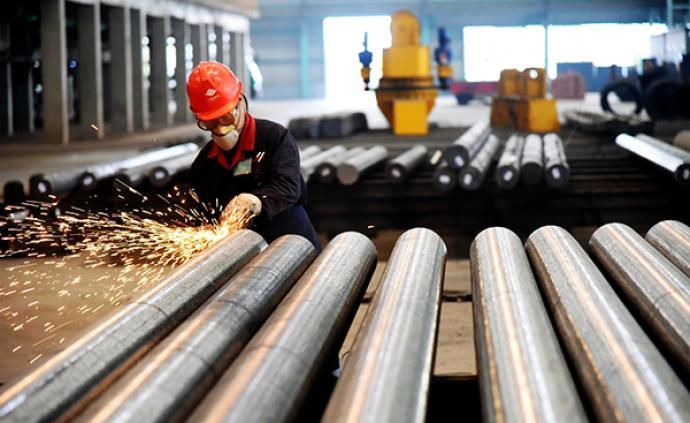 中國要建世界一流大型鋼鐵集團,現噸鋼收入遠低世界一流水平
