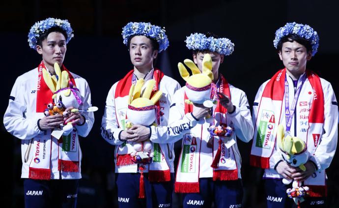 日本羽毛球為何也崛起了?東京奧運他們目標奪三金
