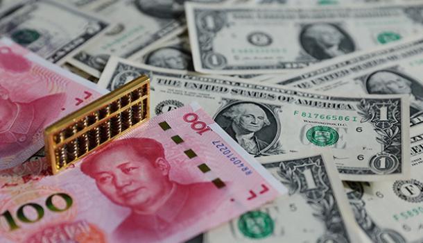 央行一周三次喊話撐腰匯率,人民幣即期匯率收盤升破6.9