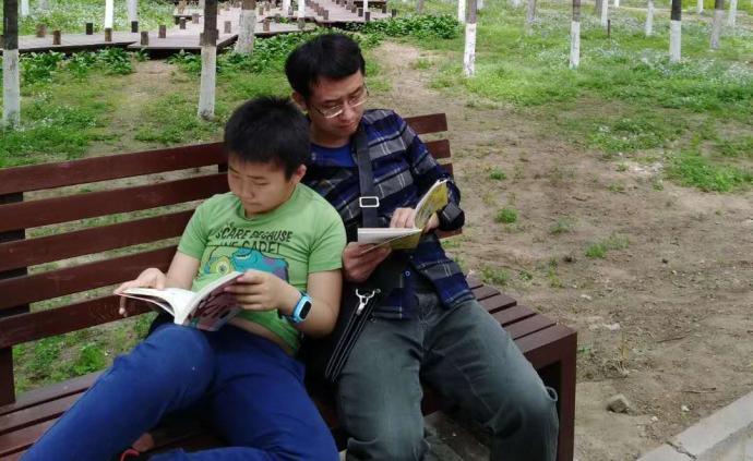 小作者專訪| 讓孩子愛上閱讀,身教重于言傳