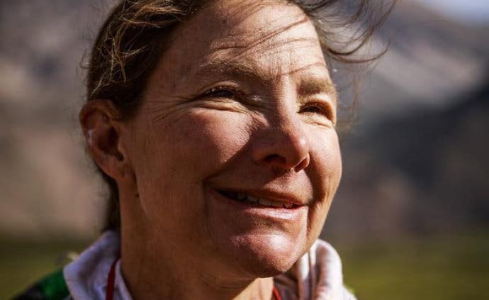 癌症晚期征服海拔六千米高山,她只想传递体育精神
