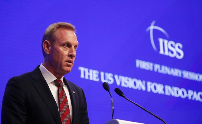 香格里拉对话|美代理防长:呼吁亚洲盟国再增加安全开支