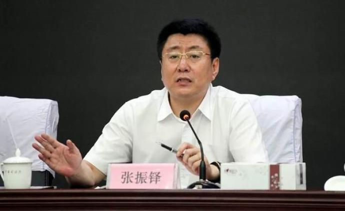 張振鐸任遼寧省監獄管理局黨委書記、局長
