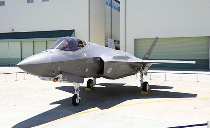 日本自卫队:F-35A坠机原因可能是飞行员操作失误
