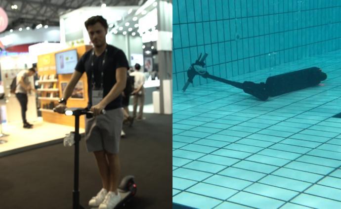 这才是国产硬核滑板车:抗摔防水还耐撞