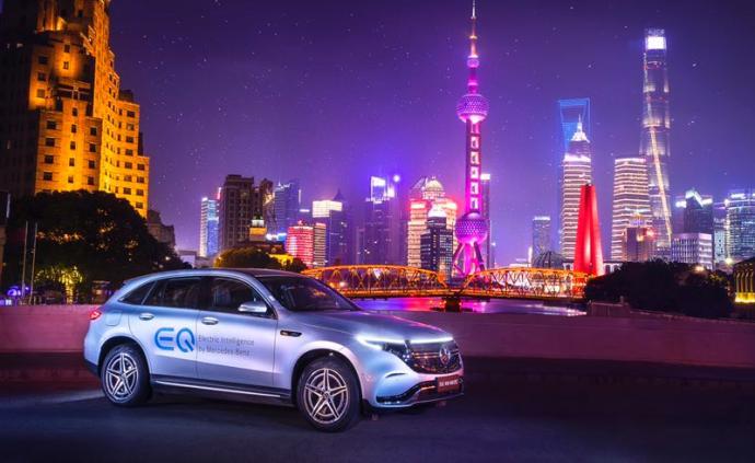 奔驰CES科技日曝光三条电气化路线,混动车除油电还有氢电