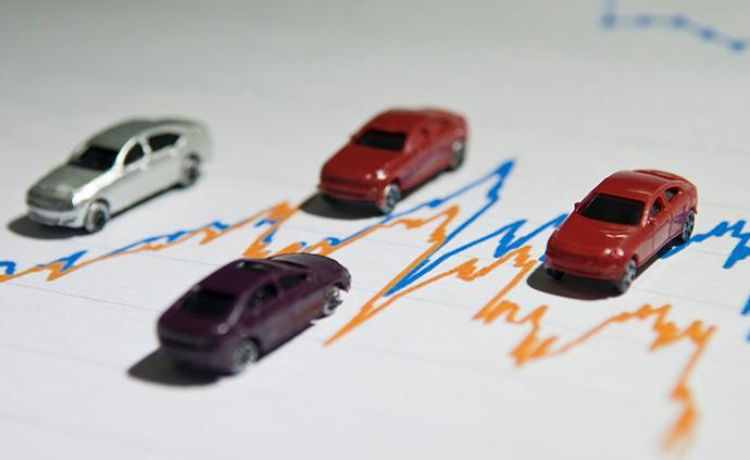 当中国车市暴跌,日系车市场份额开始逼近德系车