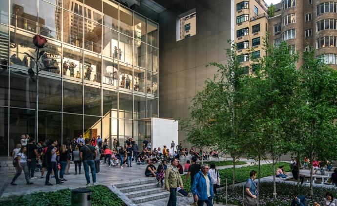 纽约现代艺术博物馆将闭馆四个月:扩容展馆,改变叙事