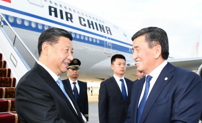 """习近平开启中亚之行,这两国缘何与中国结为""""四好""""?"""