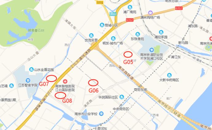 南京江北4幅住宅地塊全部成交,均未達最高限價