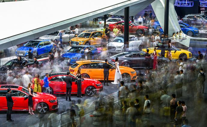 中國5月社會消費品零售總額增速加快,汽車銷售由負轉正