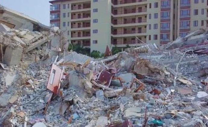 海南萬寧今年前5月拆違12萬平米:不報建肯定是要被拆的