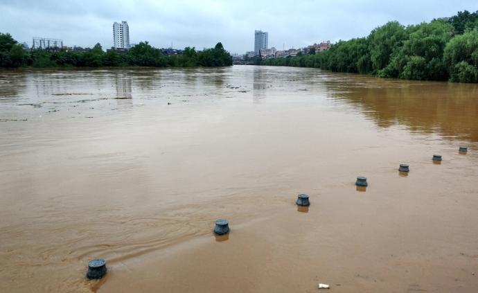 水利部:江淮江南將迎強降雨,部分河流或發生超警以上洪水