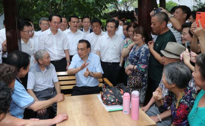 解读|总理杭州考察细节折射出的中国城市之变