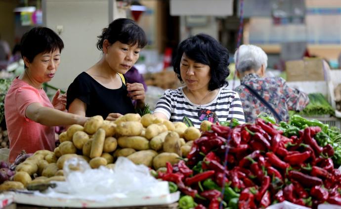 国家发改委:预计今后一段时期物价保持总体平稳运行态势