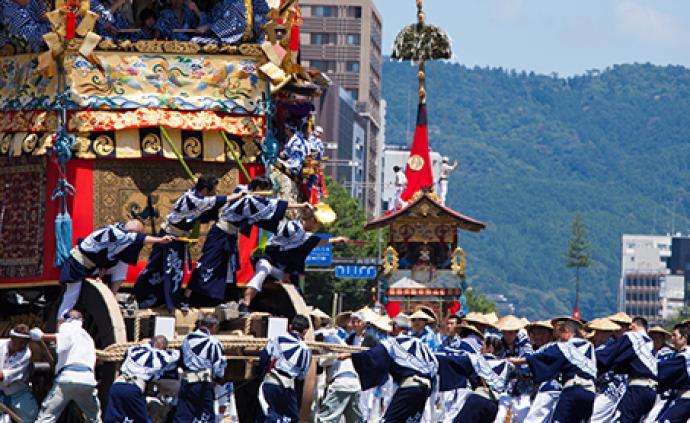 专访|《厌恶京都》作者井上章一:傲慢的京都?自卑的京都?