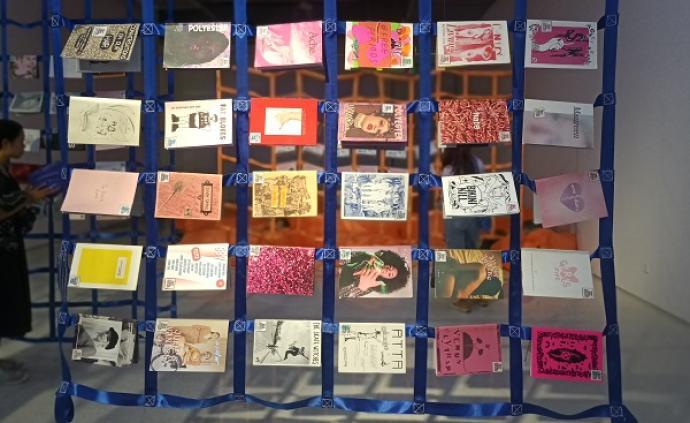 2019北京艺术书展:大众也可以进行艺术书的创作