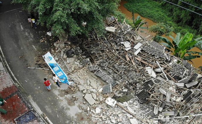 四川省地震局专家:地质构造纵横交错,是余震频发主要原因