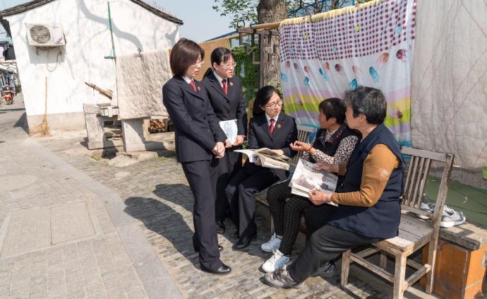 以檢察官的名義,守護蘇州歷史文化資源