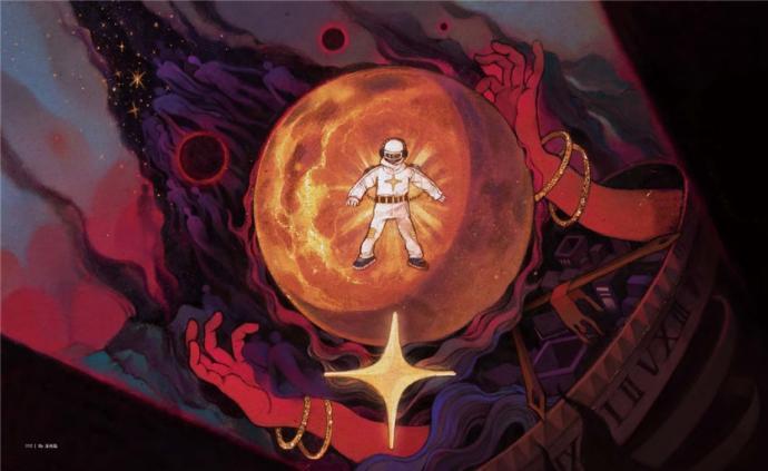 给《三体》配插画会是怎样的