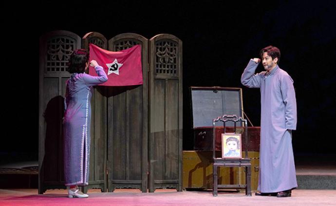 《一号机密》等剧上演,上海沪剧院7大主题活动为祖国献礼