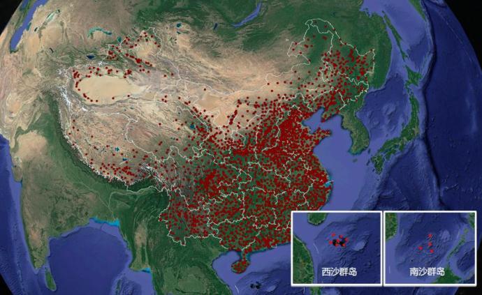 千寻位置与清华大学合作,为北斗地基增强系统提供升级技术