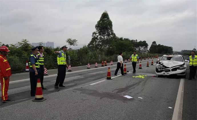 桂林两名辅警处置事故时被车辆撞倒殉职,肇事司机涉嫌酒驾