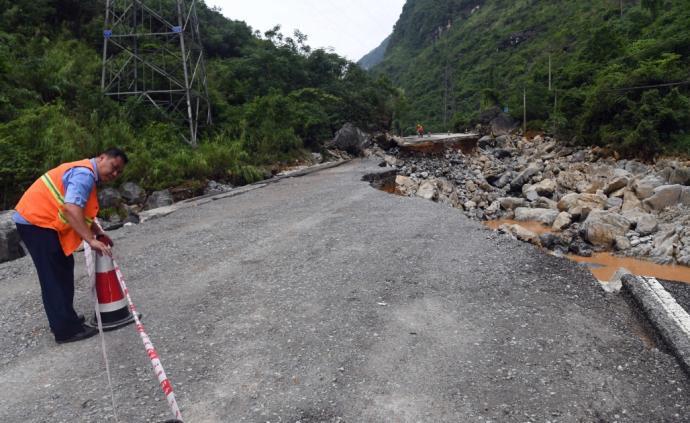中國氣象局:入汛以來我國天氣氣候復雜,氣象災害點多面廣