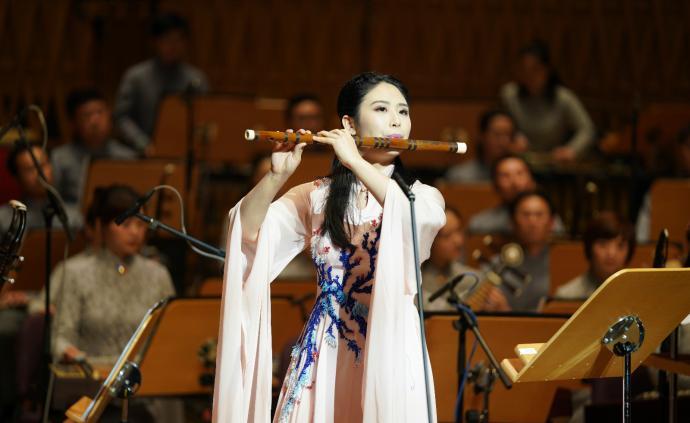 """上海民族樂團的青春與活力,都在""""脫穎而出""""里"""