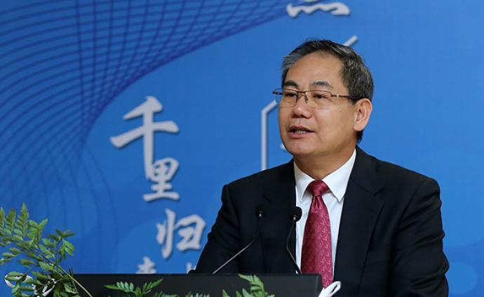 新松总裁曲道奎:新松不惧怕国际竞争,未来要成为平台型公司