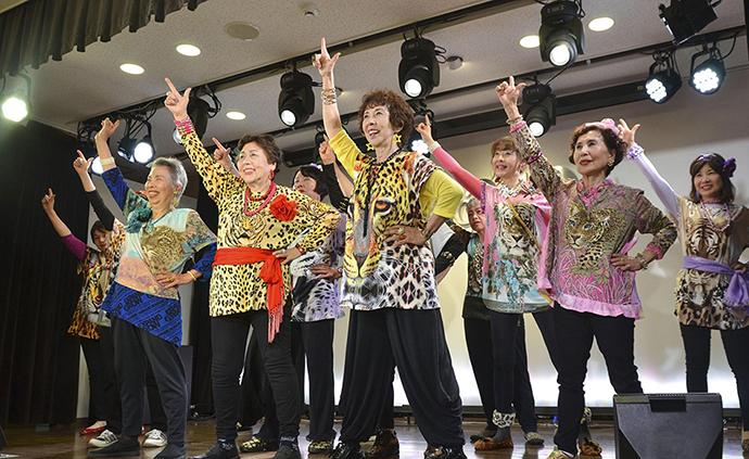 早安·世界|日本老年女子组合发布说唱视频迎接G20峰会