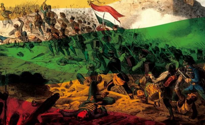 """1848,革命之年:""""在歐洲的一些地方,歷史從未被遺忘"""""""