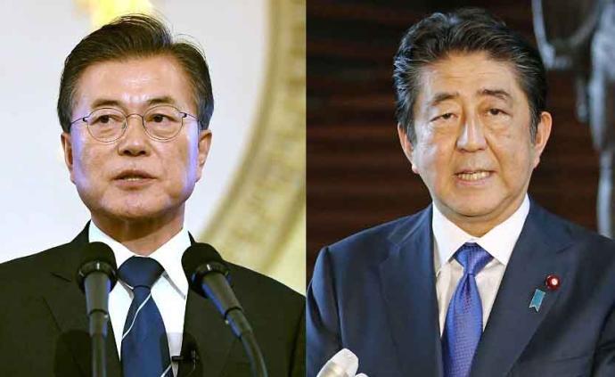 文在寅:G20峰会期间日韩元首是否会晤,取决于安倍的态度